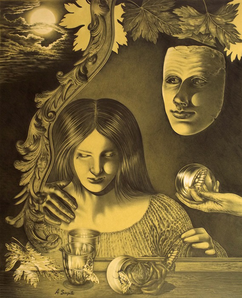 Lo specchio dei sogni - Lo specchio nell arte ...